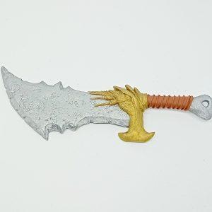 Espada Kratos Dios nordico y griego de la Guerra arcilla polimérica
